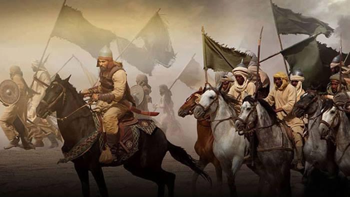 عظماء التاريخ الاسلامي