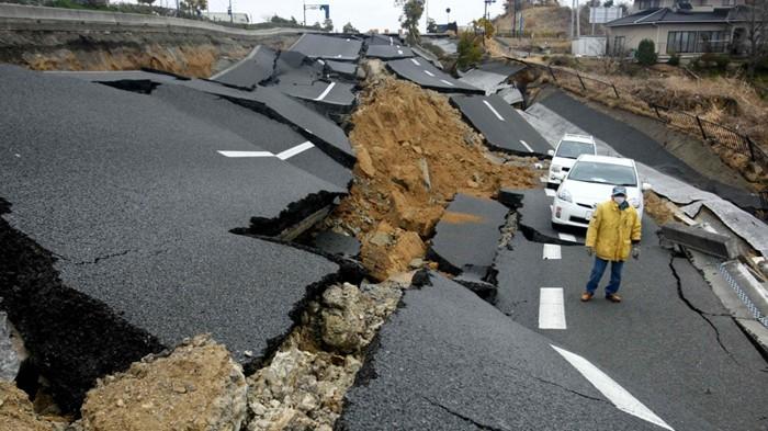 ما هو الزلزال التكتوني المرسال