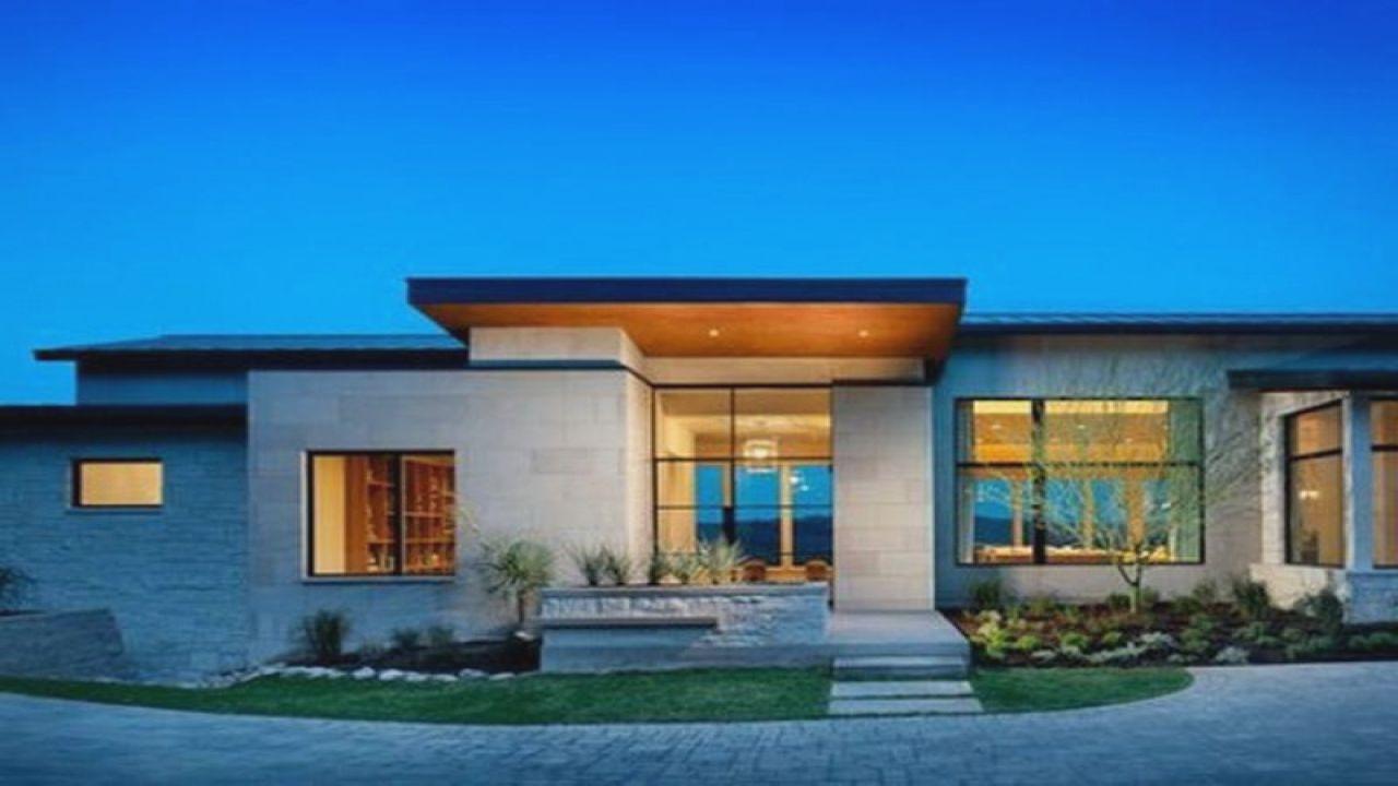 Home Design One Floor