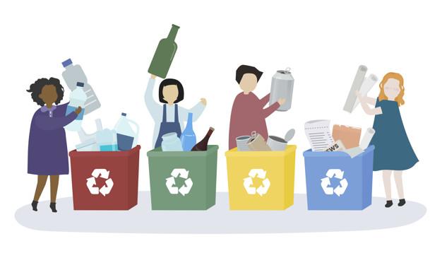 ايجابيات وسلبيات إعادة التدوير | المرسال