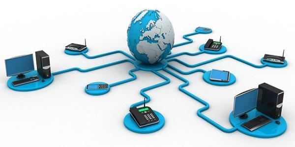 تعريف الشبكات وانواعها المرسال