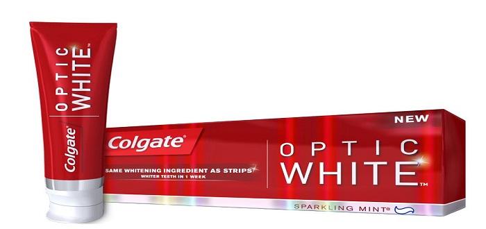 ما هو معجون كولجيت اوبتيك وايت - Colgate Optic White   المرسال