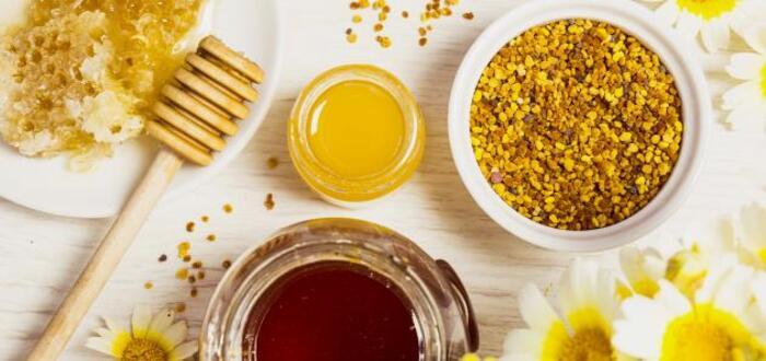 طريقة استخدام غذاء ملكات النحل للحمل المرسال