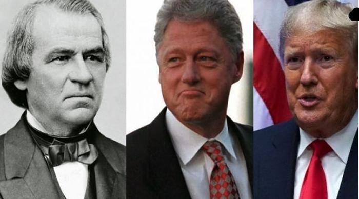 Photo Of رؤساء أمريكا الذين تم عزلهم