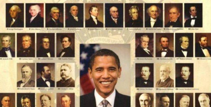 أصول رؤساء أمريكا المرسال