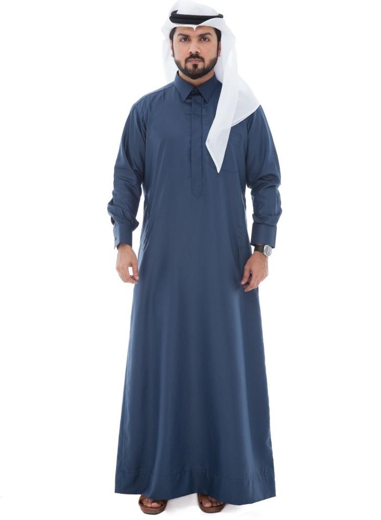 الفرق بين الثوب الكويتي والسعودي المرسال