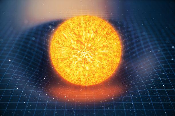 معلومات الجاذبية الشمسية
