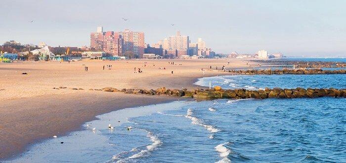 أجمل شواطئ نيويورك المرسال