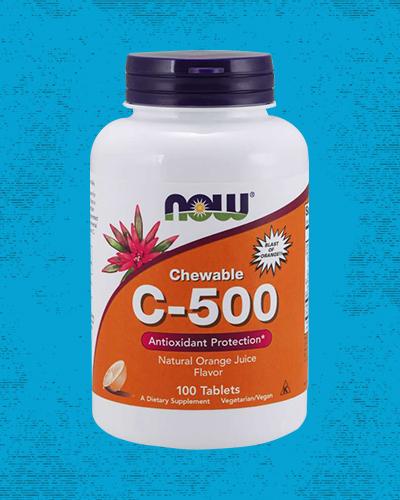 أفضل مكملات فيتامين سي 329846-NOW-Supplemen